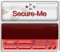 Secure-Me screenshot