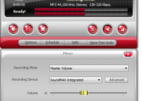 RadioCatch Web Radio Recorder screenshot