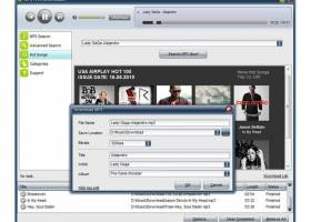 MP3 Free Downloader screenshot