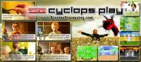 CamGames - WebCam Cyclops PLAY Games screenshot