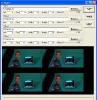 X360 Multiple Video Player ActiveX OCX (Twice Developer) screenshot