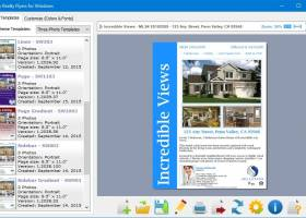 Easy Realty Flyers screenshot