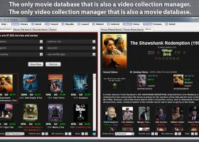 Coollector Movie Database screenshot