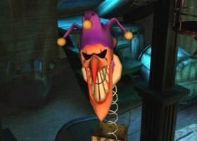 Halloween House 3D Screensaver screenshot