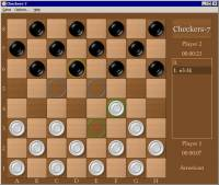 Checkers-7 screenshot