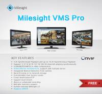 Milesight VMS Pro(ONVIF compatible) screenshot