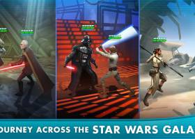 Star Wars Galaxy of Heroes PC Download screenshot