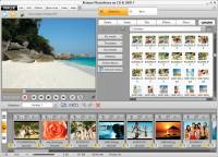 MAGIX Xtreme PhotoStory on CD & DVD screenshot