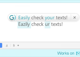 Grammar and Spelling checker by Ginger screenshot