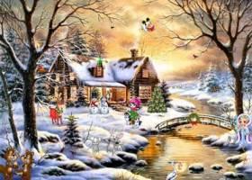 Christmas Paradise screenshot