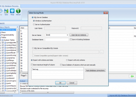 SQL Database Recovery Vista download - Aryson SQL Database