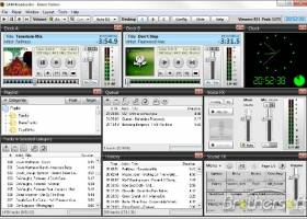 SAM Broadcaster Plus screenshot