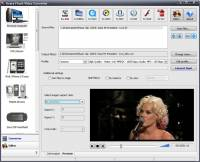 Flash Video Converter screenshot
