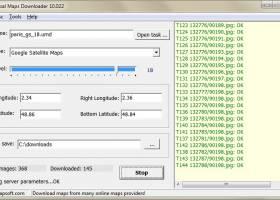 Universal Maps Downloader Vista download - Get google,here