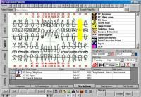 SaralDent Dental software screenshot