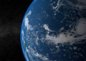 Solar System - Earth 3D screensaver screenshot