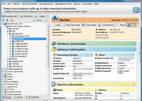 EMCO Network Inventory Enterprise screenshot