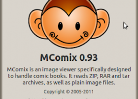 MComix screenshot