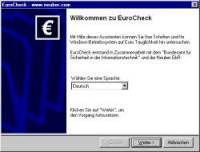EuroCheck screenshot