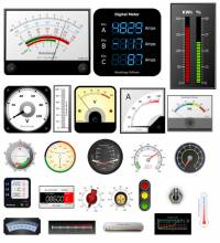BeauGauge Gauge ActiveX Control Pro screenshot