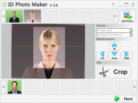 Passport Photo Creator screenshot