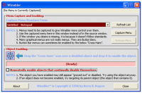 Winabler Portable screenshot