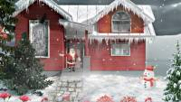Snowy Christmas 3D screenshot