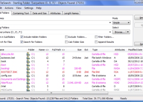 UltraFileSearch Std screenshot