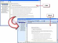 Macrobject CHM-2-Word Converter 2007 screenshot