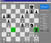 Chess-7 screenshot