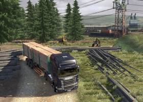Scania Truck Driving Simulator screenshot