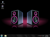Animated Speakers Wallpaper screenshot