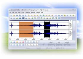 EZ Audio Editor Pro screenshot