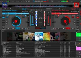 Virtual DJ Home screenshot