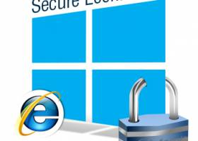 Secure Lockdown Internet Explorer Ed. screenshot