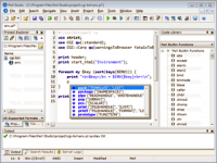Perl Studio screenshot