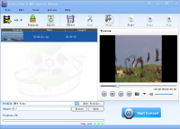 Lionsea Video To MP4 Converter Ultimate screenshot
