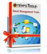 SysInfoTools Email Management Tools screenshot