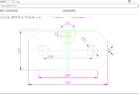 Web CAD SDK screenshot