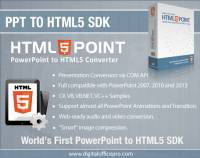 HTML5Point SDK - PPT TO HTML5 screenshot