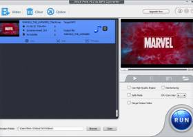 WinX Free FLV to MP3 Converter screenshot
