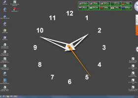 Sharp world clock vista download a clock with world map sun and sharp world clock screenshot gumiabroncs Image collections