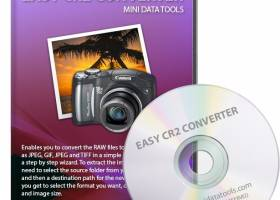 Easy CR2 Converter screenshot