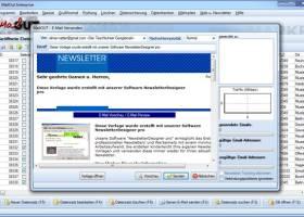 MailOut screenshot