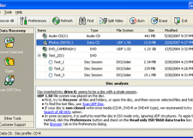 CDRoller screenshot