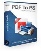 Mgosoft PDF To PS SDK screenshot