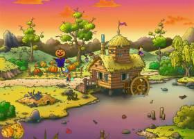 Gourdville World Screensaver screenshot