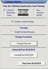 Porn BLOCKER screenshot
