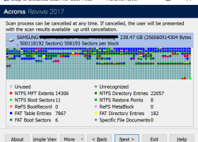 Acronis Revive screenshot