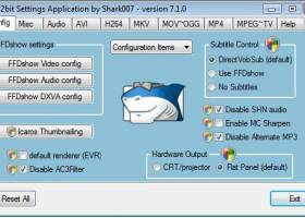 Vista Codec Package screenshot